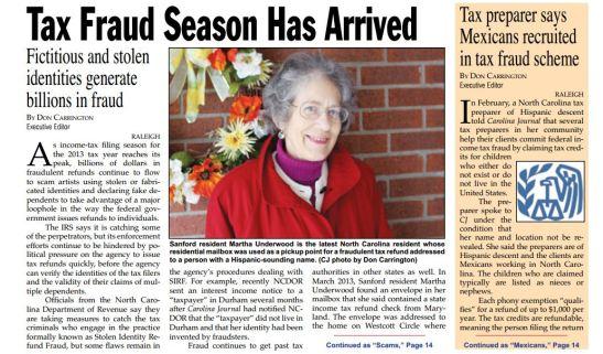 Carolina Journal