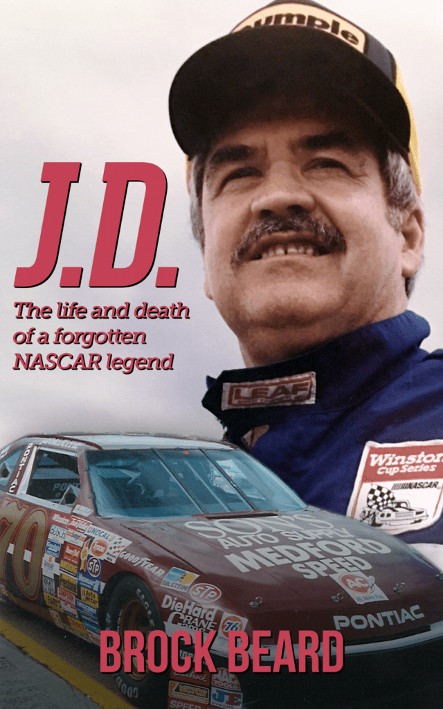 the last nascar driver to die