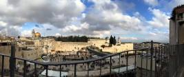 Jewish Holy Site - the Western Wall of the Second Temple