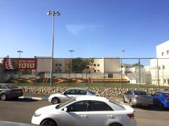 Soccer field in Salam