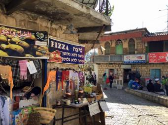 Druze village of Pkiin. (The Druze religion is a mystical offshoot of Islam that believes in reincarnation. In Israel, many Druze are renowned for their service in the IDF.