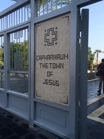 Capharnaum, Town of Jesus