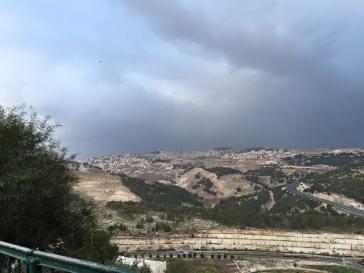 View of East Jerusalem