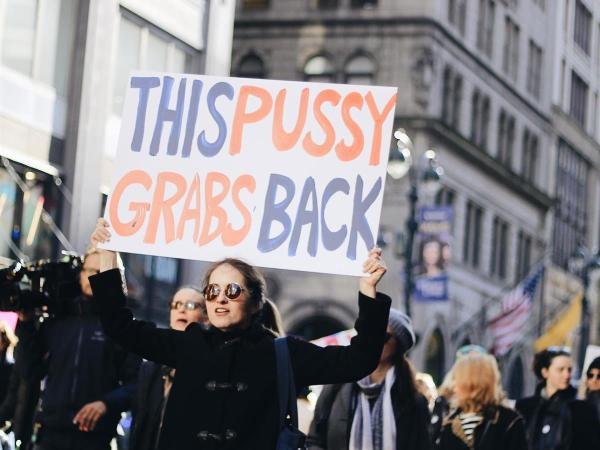 The Women Are Marching