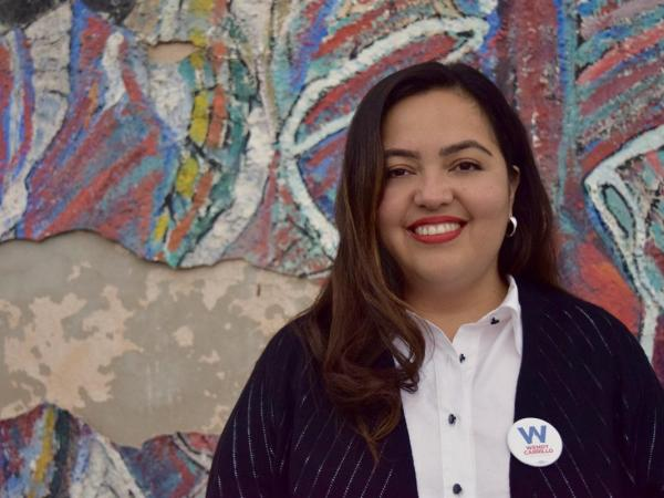 What it's like to be a woman running for office for the first time