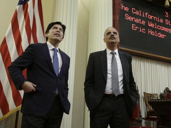 California Is Poised To Lead The Way In The Battle Against Federal Power