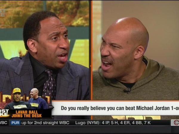 "Lavar Ball Is ""Trumping"" Sports Media"