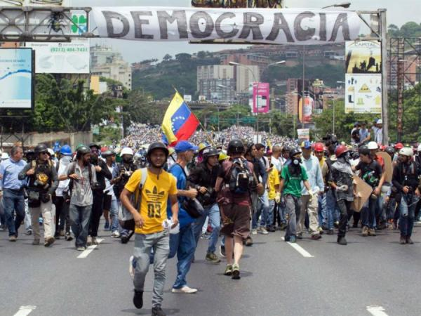 Venezuela Is On The Brink Of Collapse