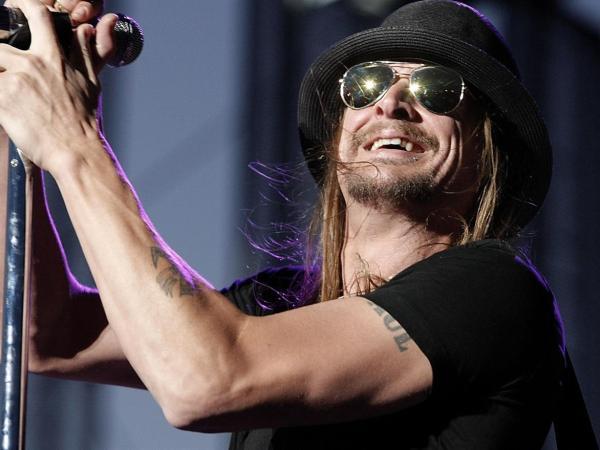 Kid Rock 2018: The Perfect Candidate For Trump's America