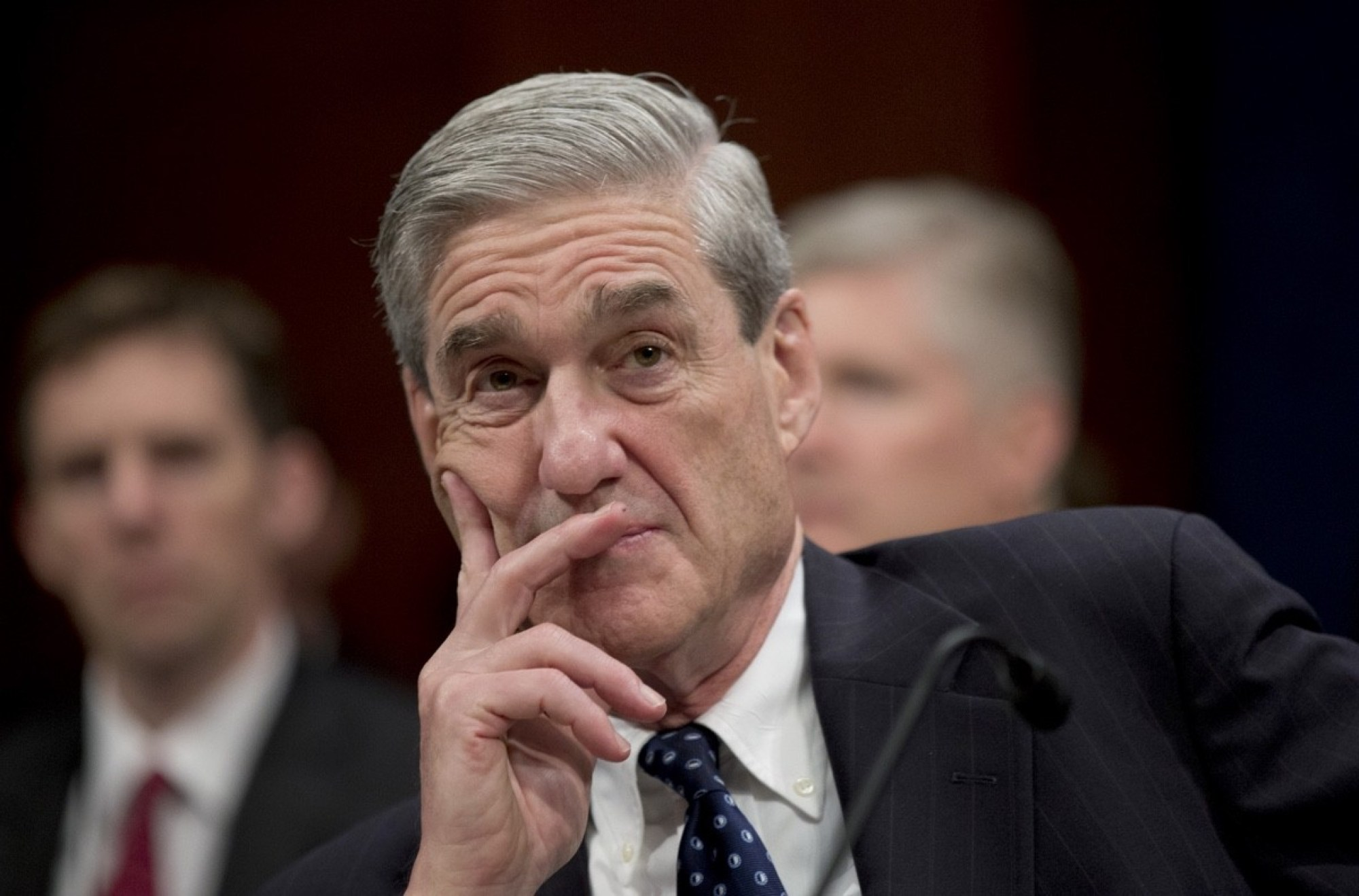 Special Counsel Robert Mueller (AP)
