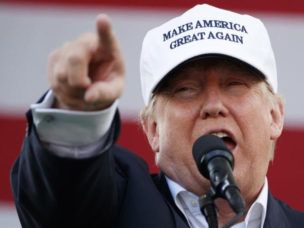 Donald Trump Is Making White Supremacy Great Again