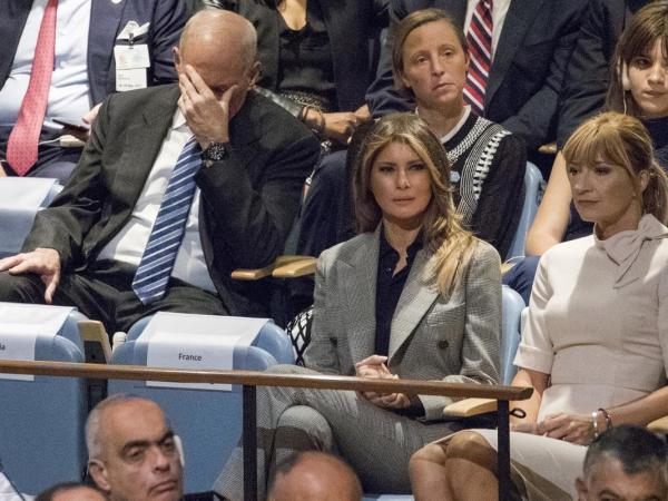 The Chaos President And The Myth Of The John Kelly Reset
