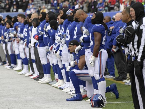 As A Muslim-American Woman Of Color, I'm Inspired By The NFL Protests