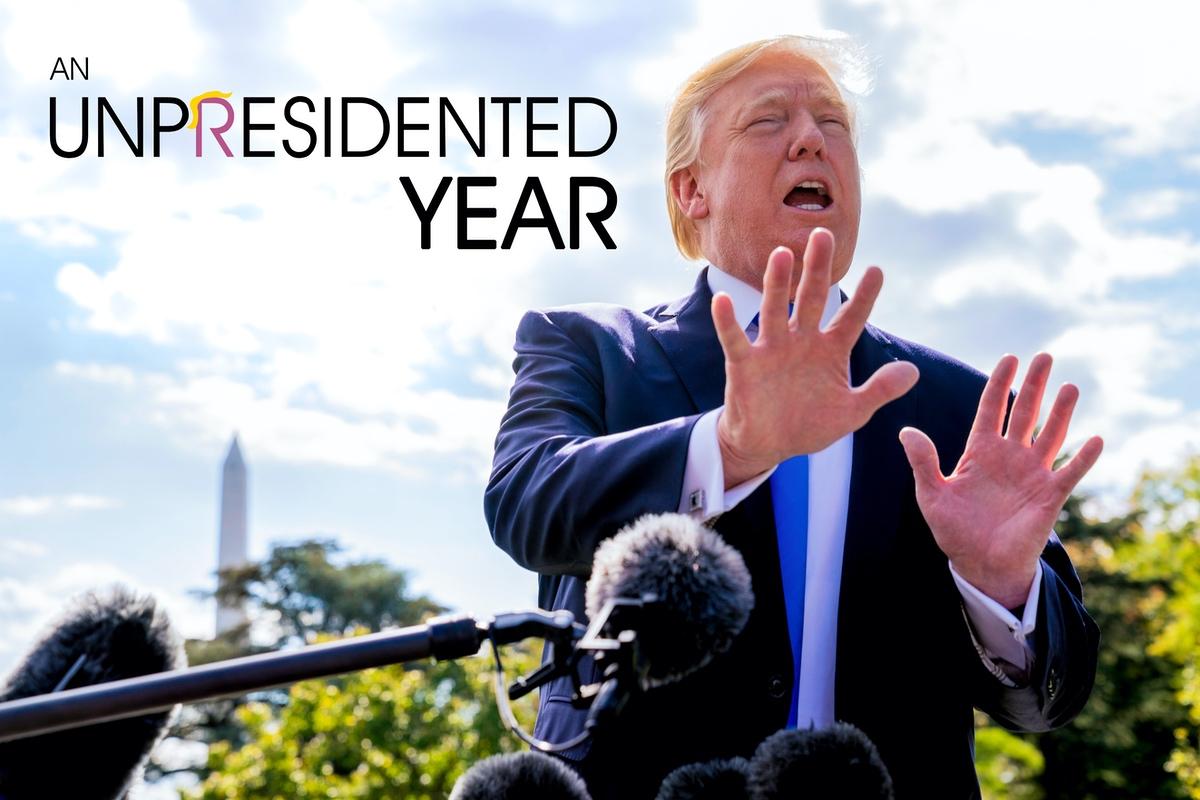 An Unpresidented Year