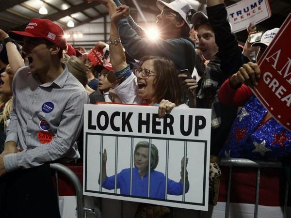 The Vindictive Politics Of Trump's Base Spotlights Decency Gap
