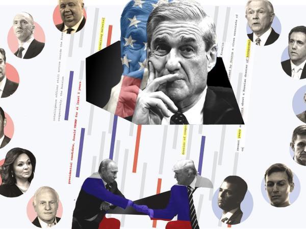 Rantt Rundown: Robert Mueller's Sights Are Set