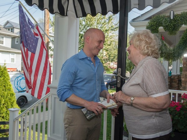 Max Rose Is The First Post-9/11 Combat Vet To Seek Office In NYC—And He Might Win