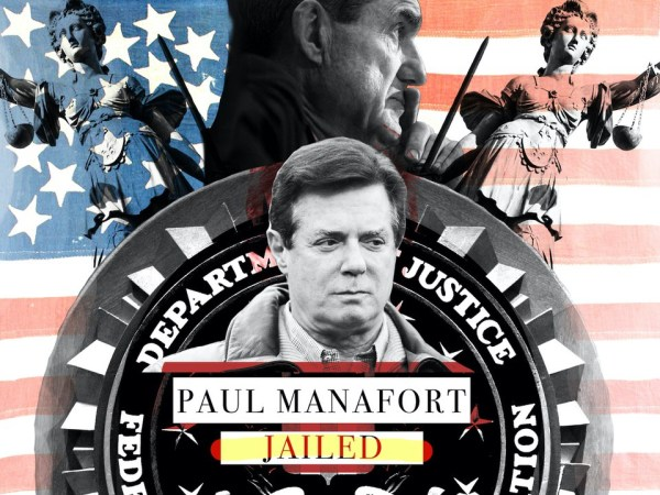 Manafort Jailed: The Walls Are Closing In On The Ex-Trump Campaign Chairman
