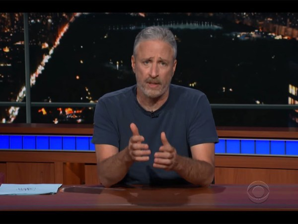 Jon Stewart Returned And Found The Perfect Word To Describe The GOP's Policies