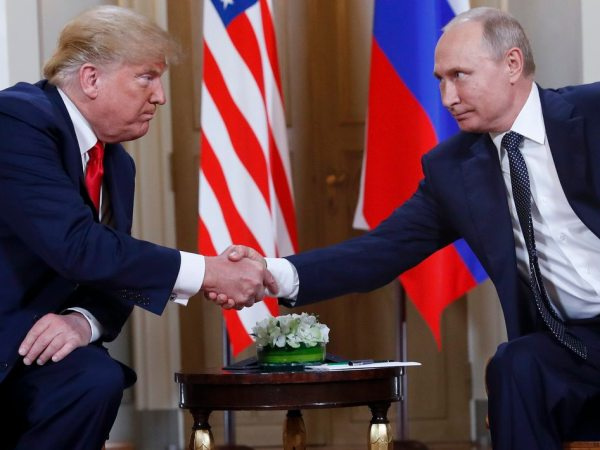 Surrender Summit In Helsinki: A Rundown Of Trump's Capitulation To Putin On The World Stage