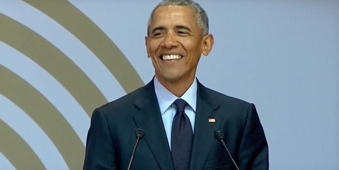 Barack Obama Returns With A Powerful Speech One Day After The Trump-Putin Summit