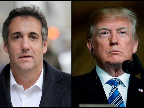 Top 6 Trump Topics Cohen May Discuss In His February Congressional Testimony