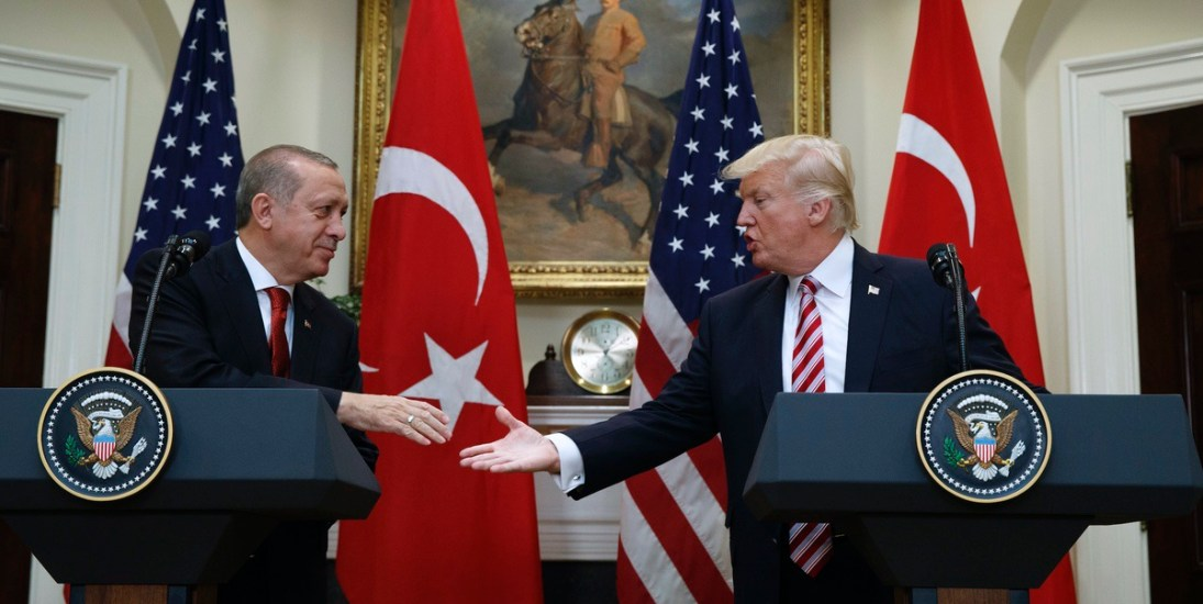 Tensions Rise As Trump Doubles Tariffs On Turkey