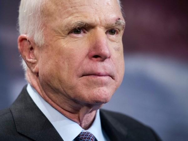 RIP: Here Are 10 Of Senator John McCain's Best Moments In Politics