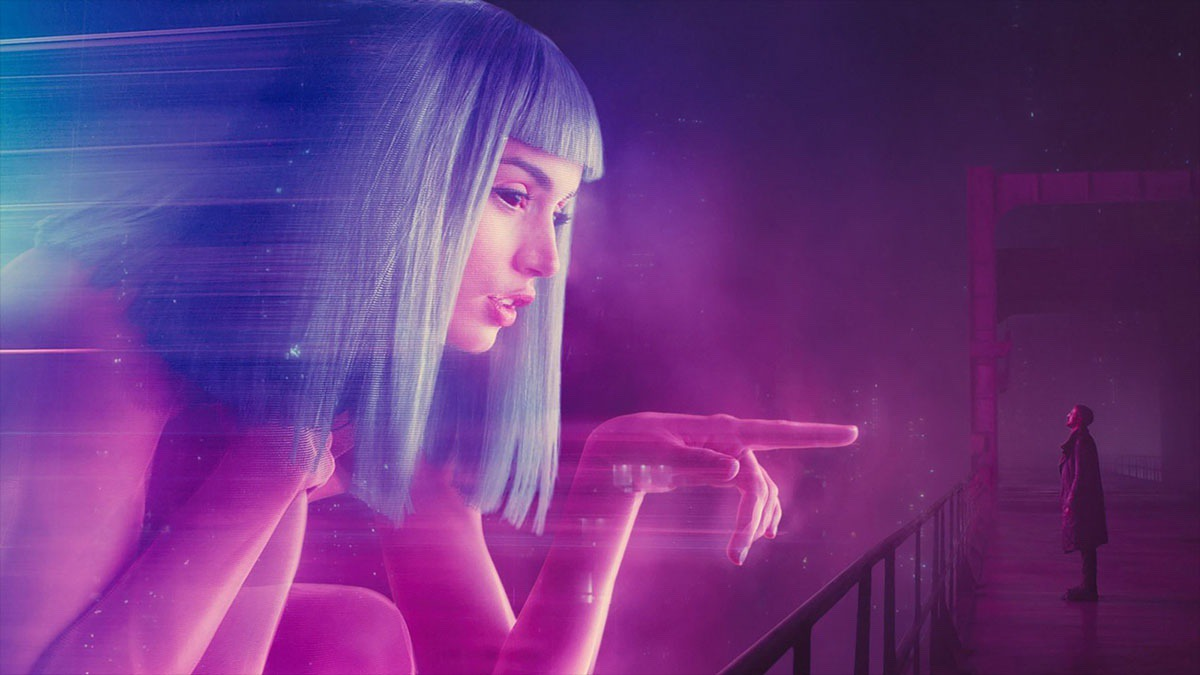 Blade Runner 2049's Immaterial Girls hologram
