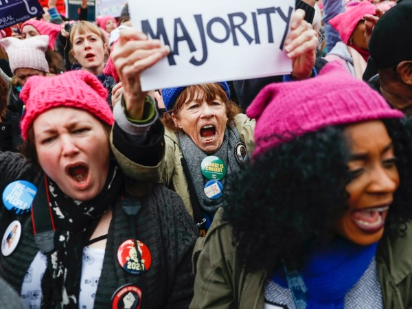 Why American Women Are Done Being Silent And Ready To Use Their Rage