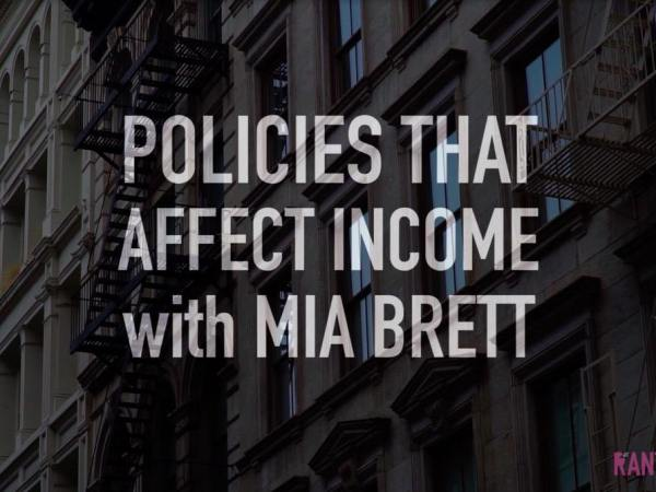 The Little-Discussed Policies That Affect Women's Income