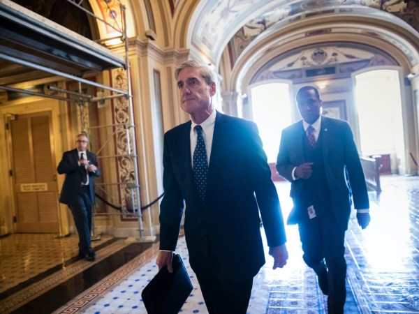 As Mueller's Next Move Looms, The Trump Administration Is Unraveling