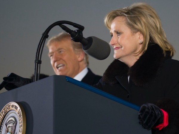 SOURCES: Blue Cross Blue Shield And Google Request Donation Refunds From Cindy Hyde-Smith