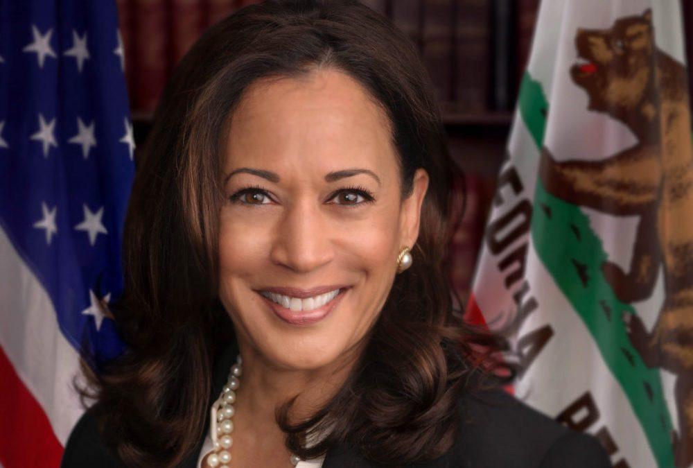 Senator Kamala Harris (Official Senate Photo)