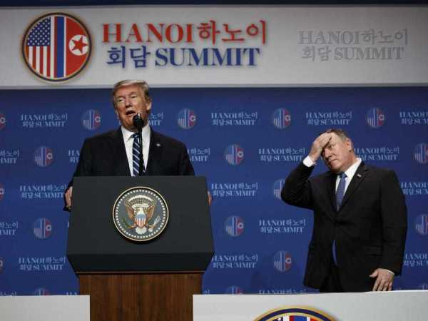 Trump's Summit With Kim Jong-Un Was An International Embarrassment