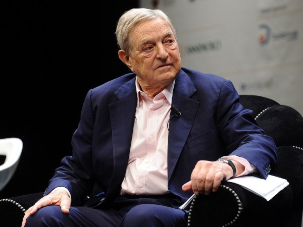 George Soros Targeted By Anti-Semitic Meme That Predates The Nazis