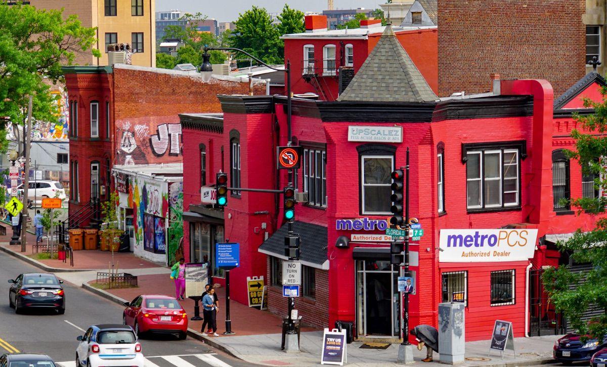 Metro PCS in the Shaw Neighborhood of Washington, D.C. (Ted Eytan/Flickr)