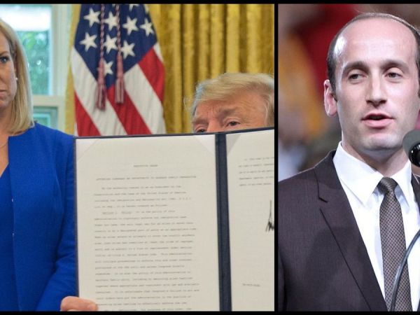 Trump And Miller Purge DHS, Eye Illegal Policies And Expanded Child Separations