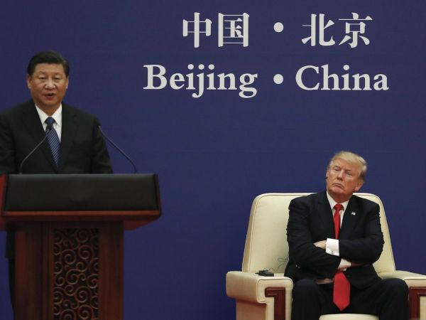 How The GOP Plans To Use China To Bolster Their Reelection Chances