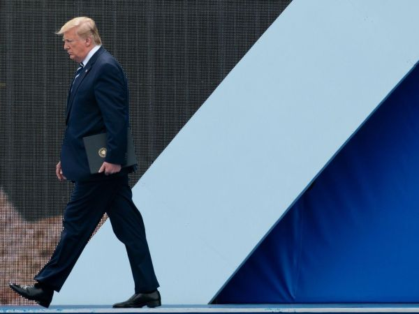 Trump's Undemocratic Worldview Speaks Louder Than His D-Day Speech