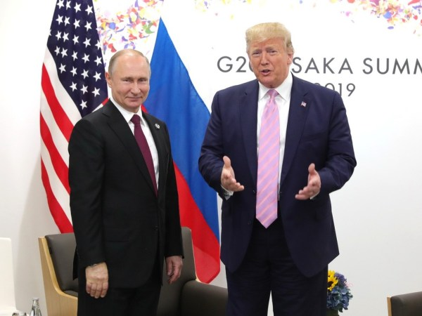 Trump Capitulated To Putin Again And Made A Mockery Of America