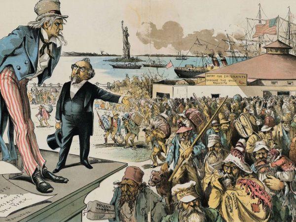 Immigrants Make America Great, In Spite Of Trump's Rhetoric