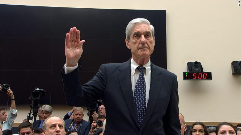 Robert Mueller on Capitol Hill – July 24, 2019