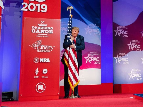 Trump Masks His Real Racism Under False Patriotism