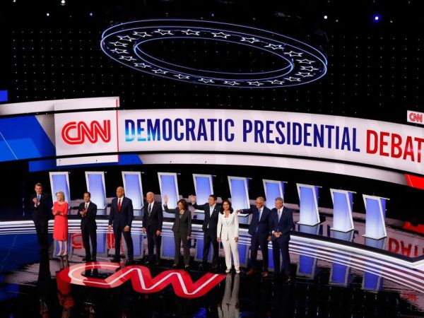 Voters Were The Biggest Losers Of CNN's Democratic Debates