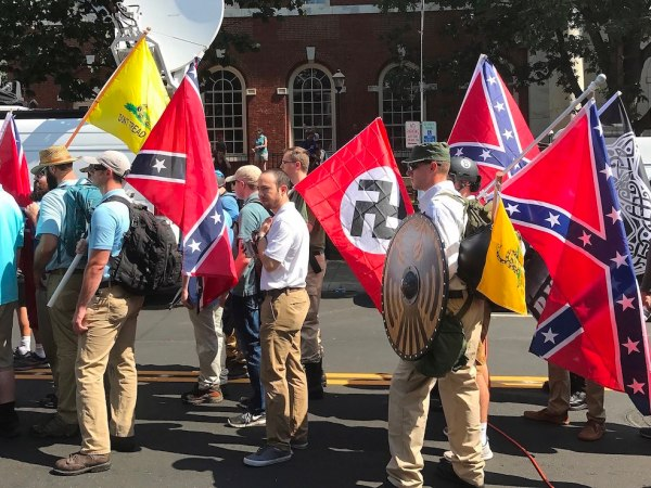The Fragile, Toxic Masculinity Of White Supremacy