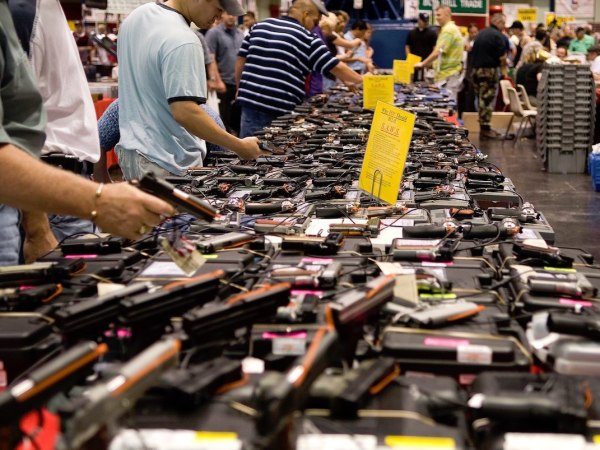Defining The Problem: Gun Proliferation And Under-The-Radar Circulation In America