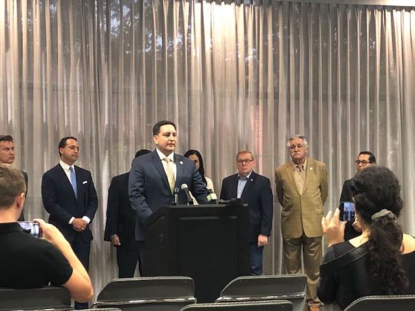 San Antonio Democrats Call For A Special Session On Gun Violence