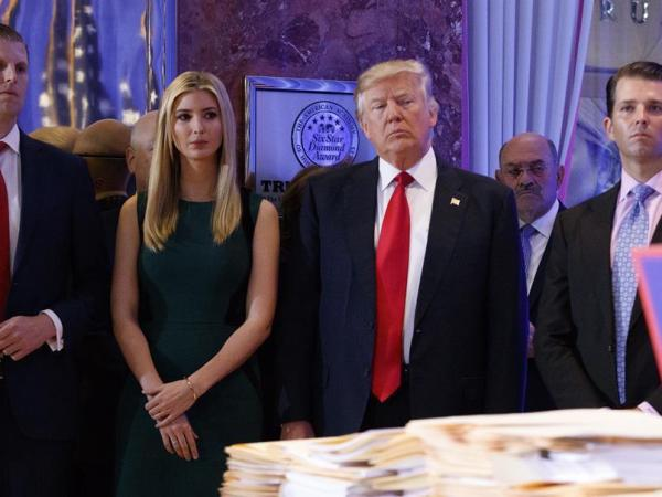 Report Reveals New Evidence Of Trump Tax Fraud