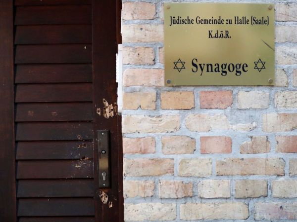 The Germany Synagogue Terrorist's Manifesto Highlights Threat Of Neo-Nazism